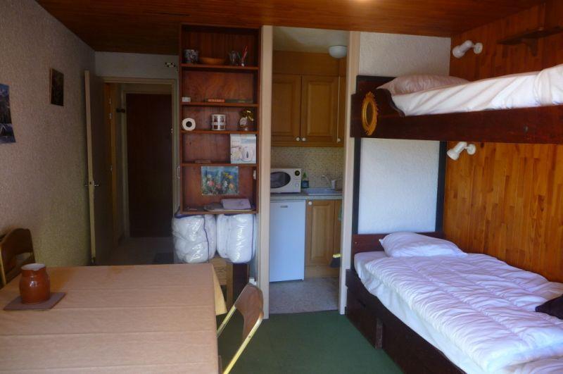Location au ski Studio 2 personnes (506A) - Residence Croix Des Verdons - Courchevel - Séjour
