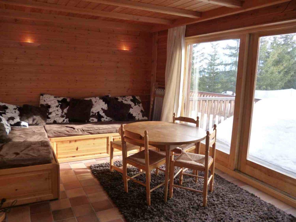 Location au ski Appartement 3 pièces 5 personnes - Residence Horizon Blanc - Courchevel
