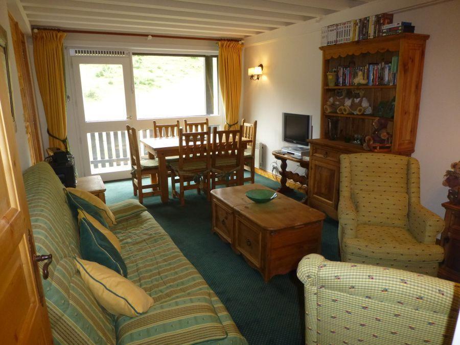 Location au ski Appartement 3 pièces 7 personnes (28) - Residence L'adret - Courchevel
