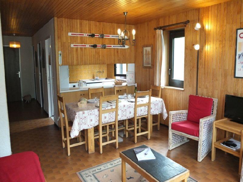 Location au ski Appartement 3 pièces 8 personnes (709) - Residence L'ourse Bleue - Courchevel