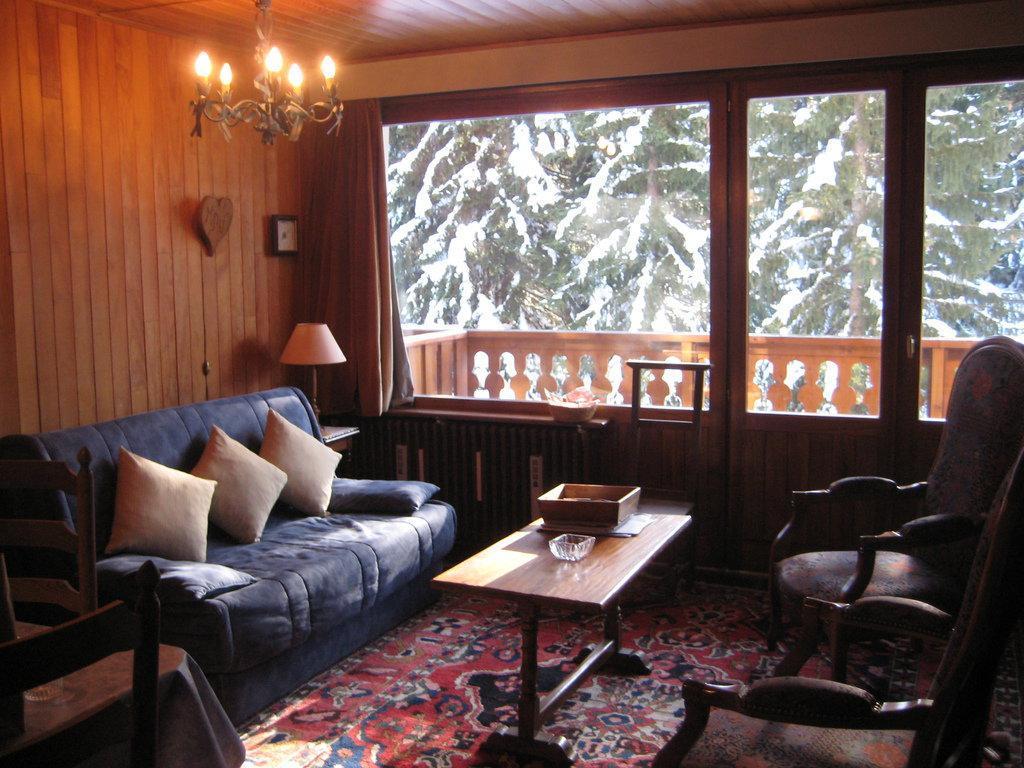Séjour au ski Residence La Roche De Mio