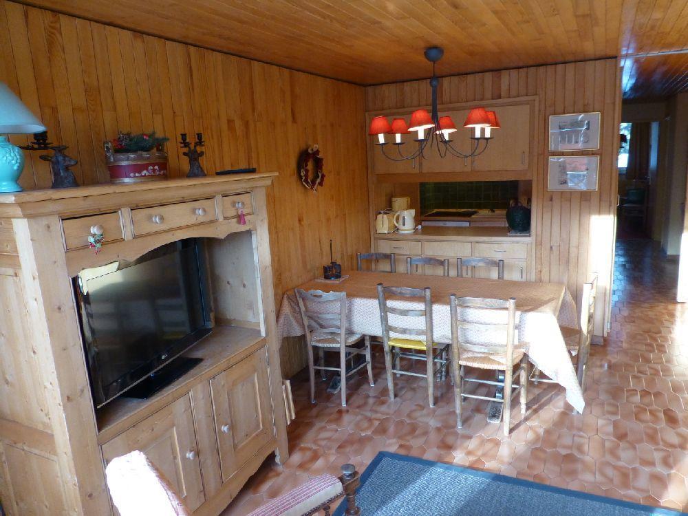 Location au ski Appartement 3 pièces 4 personnes (13) - Residence Roc Sabal - Courchevel - Coin repas