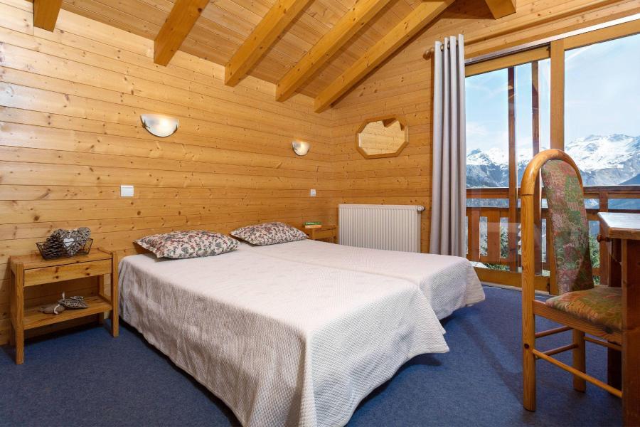 Location au ski Chalet Diana - Courchevel - Chambre