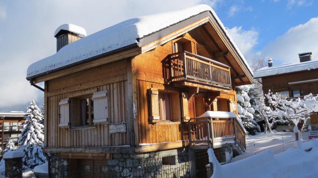 Location au ski Chalet la Mélèze - Courchevel