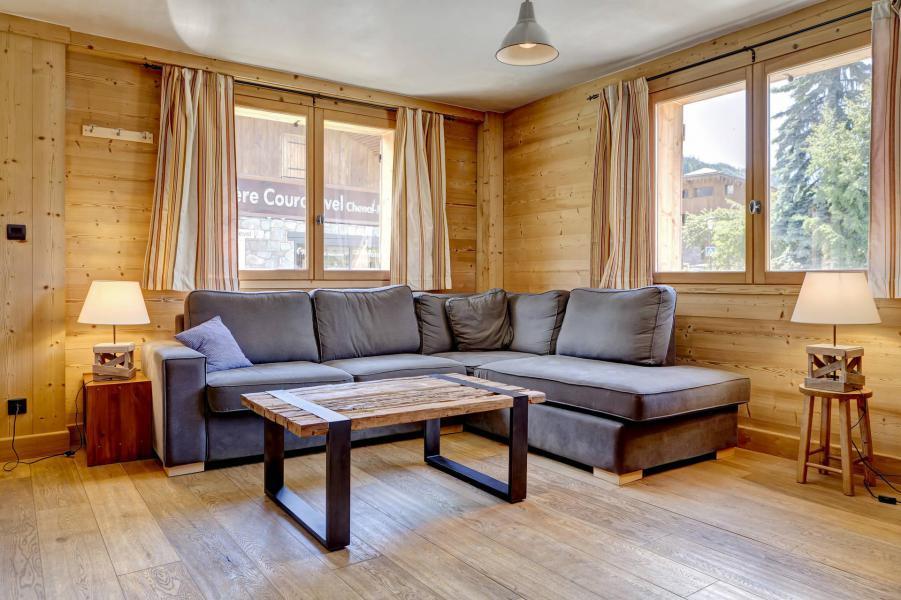 Location au ski Chalet duplex 4 pièces 7 personnes - Chalet la Mélèze - Courchevel