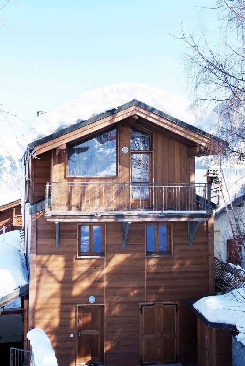 Location au ski Chalet Prosper - Courchevel