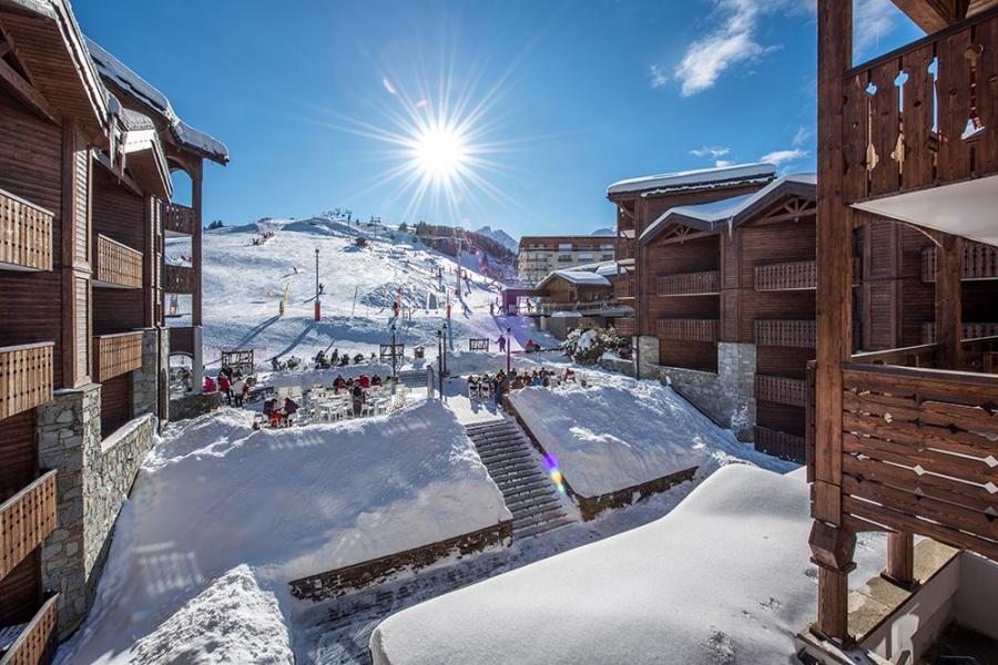 Vacaciones en montaña Fahrenheit Seven - Courchevel - Invierno