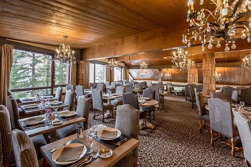 Location au ski Hotel Le New Solarium - Courchevel - Intérieur