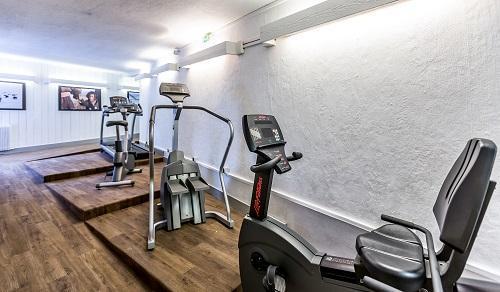Location au ski Hôtel le New Solarium - Courchevel - Espace fitness