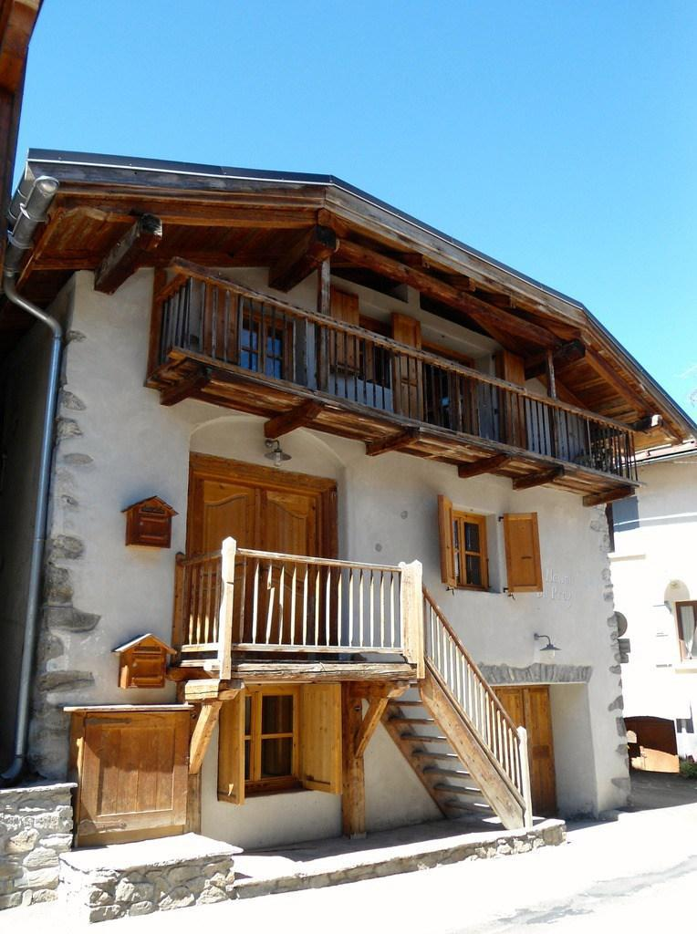 Location au ski La Maison Du Praz - Courchevel