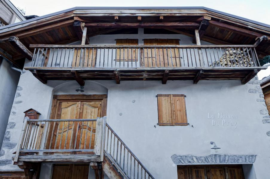 Аренда на лыжном курорте La Maison du Praz - Courchevel