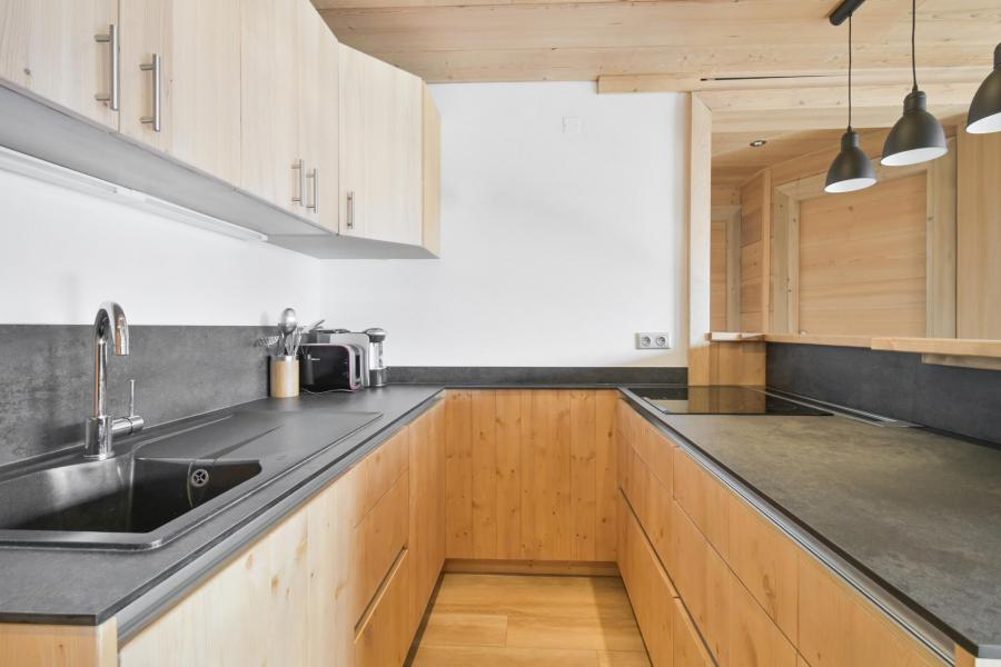 Аренда на лыжном курорте Апартаменты 4 комнат 6 чел. (405) - La Résidence Forêt du Praz - Courchevel