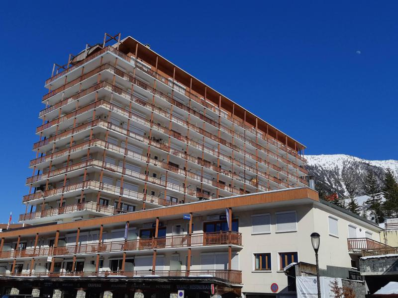 Urlaub in den Bergen Résidence 1650 - Courchevel - Draußen im Winter