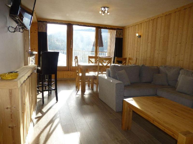 Location au ski Appartement 3 pièces coin montagne 8 personnes (252) - Residence Ariondaz - Courchevel