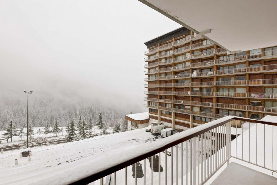 Soggiorno sugli sci Résidence Ariondaz - Courchevel - Esteriore inverno