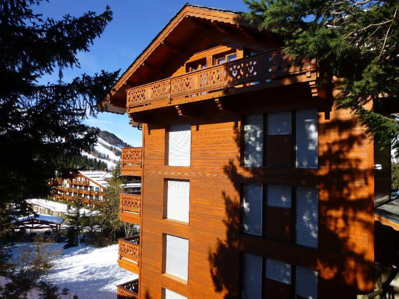 Аренда на лыжном курорте Résidence Bouquetins - Courchevel