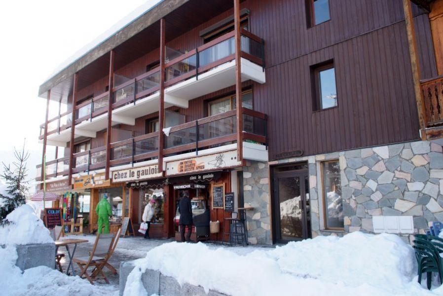 Location au ski Residence Ceylan - Courchevel - Extérieur hiver