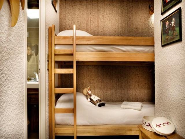Location au ski Appartement 2 pièces coin montagne 6 personnes (302A C) - Residence Domaine Du Jardin Alpin - Courchevel