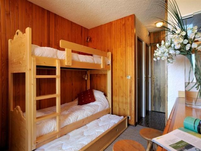 Location au ski Studio 3 personnes - Residence Domaine Du Jardin Alpin - Courchevel