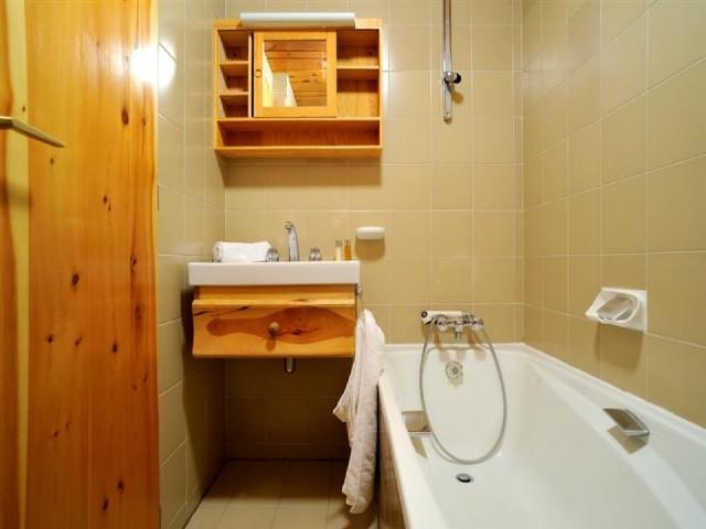 Location au ski Studio 3 personnes (413B) - Residence Domaine Du Jardin Alpin - Courchevel