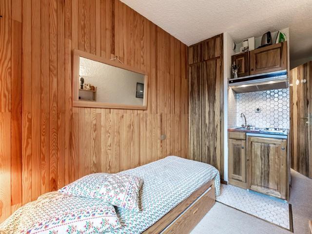 Soggiorno sugli sci Studio per 2 persone (12B) - Résidence Domaine du Jardin Alpin - Courchevel