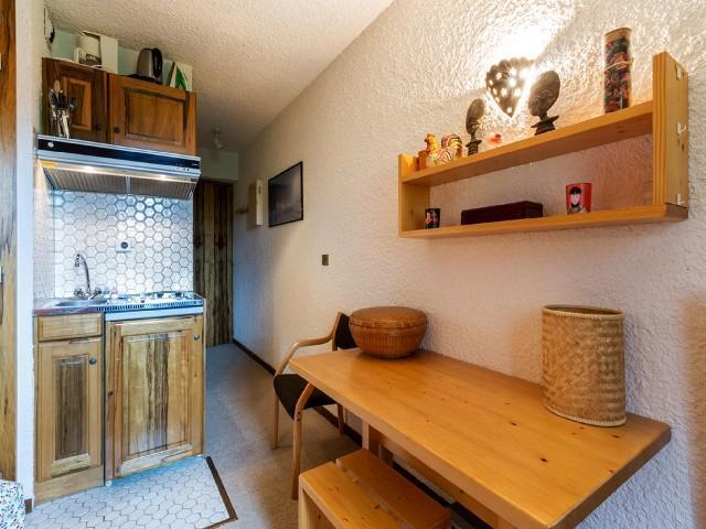 Location au ski Studio 2 personnes - Residence Domaine Du Jardin Alpin - Courchevel