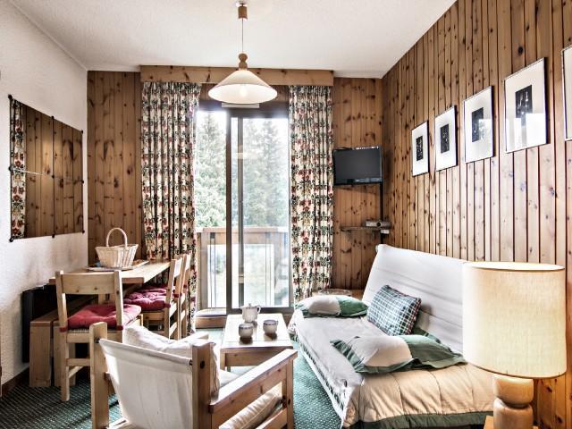 Location au ski Appartement 2 pièces 4 personnes (309A E) - Residence Domaine Du Jardin Alpin - Courchevel