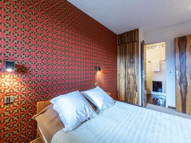 Location au ski Appartement 2 pièces 3 personnes (406B) - Residence Domaine Du Jardin Alpin - Courchevel