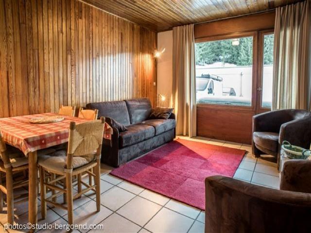Location au ski Appartement 2 pièces 6 personnes (306) - Résidence Foret du Praz - Courchevel