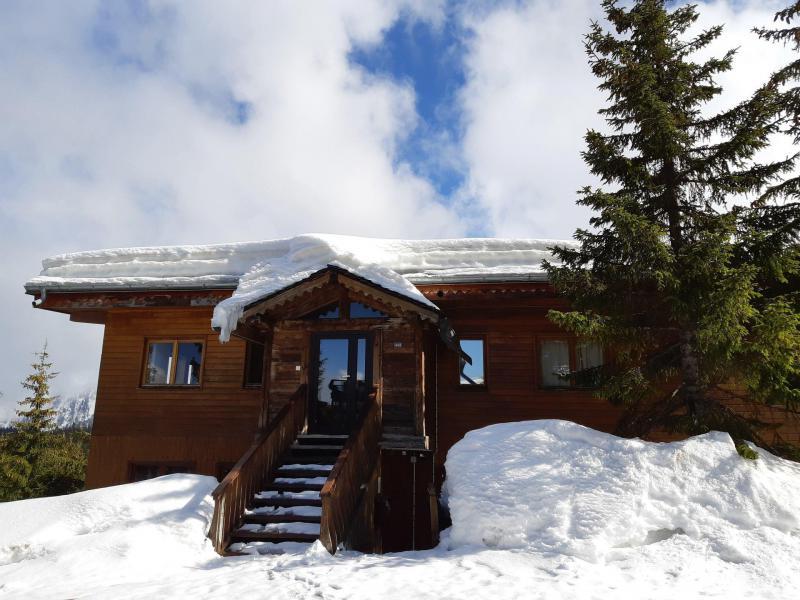 Аренда на лыжном курорте Résidence Horizon Blanc - Courchevel