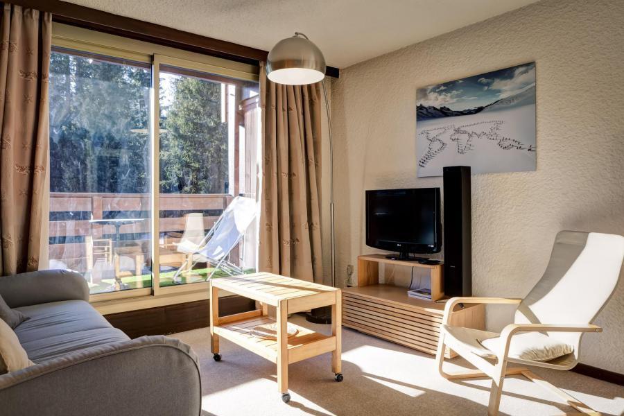 Аренда на лыжном курорте Апартаменты 2 комнат 6 чел. (209) - Résidence Jardin Alpin - Courchevel