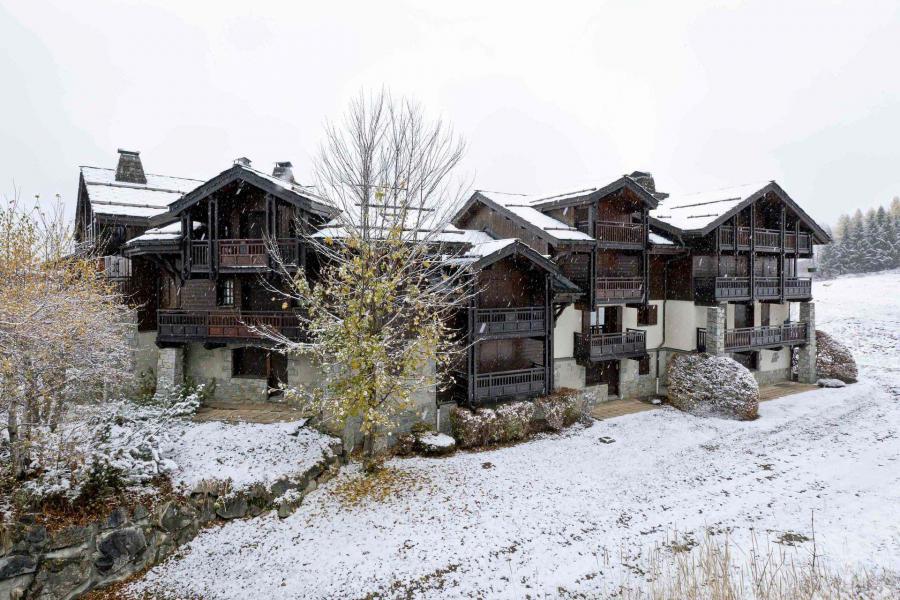 Аренда на лыжном курорте Résidence Jean Blanc - Courchevel