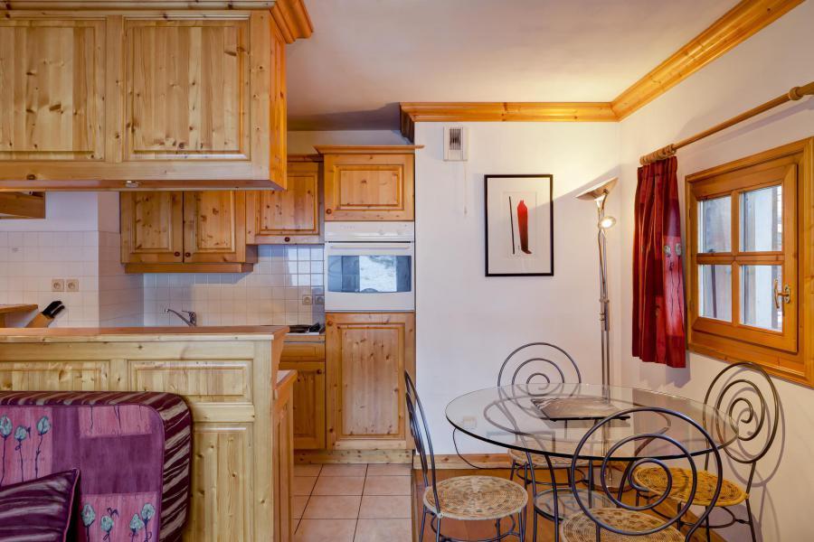 Аренда на лыжном курорте Апартаменты 3 комнат 6 чел. (14) - Résidence Jean Blanc - Courchevel