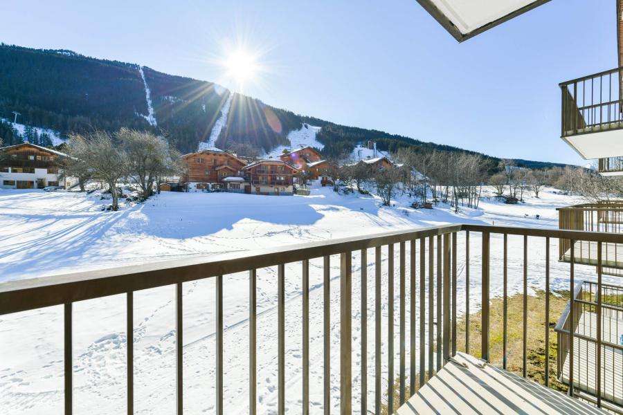 Wakacje w górach Apartament 3 pokojowy 6 osób (35) - Résidence le Lac - Courchevel - Zima na zewnątrz
