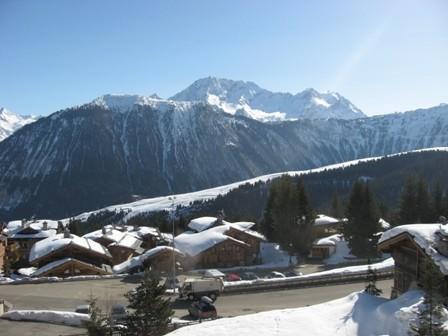 Ski verhuur Studio cabine 4 personen (22) - Résidence le Plein Est - Courchevel - Buiten winter