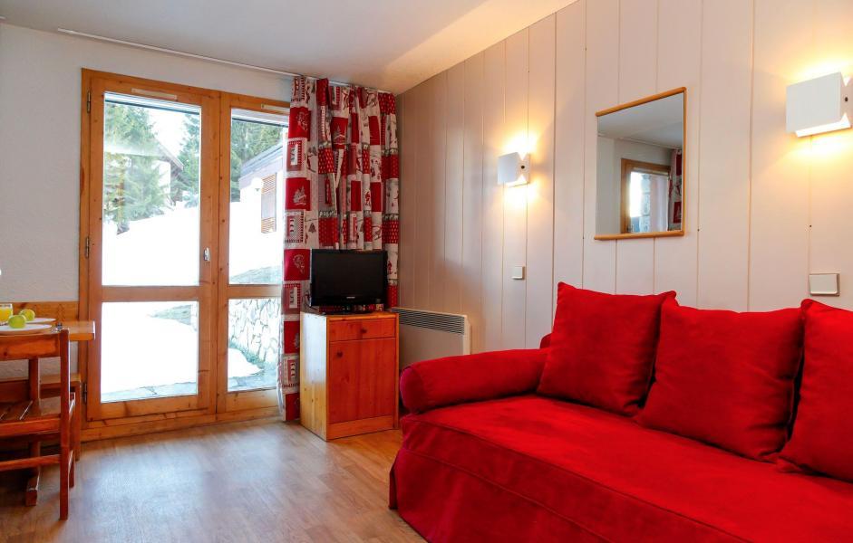 Location au ski Résidence les Brigues - Courchevel - Canapé-lit