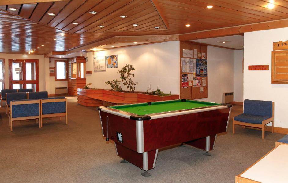 Location au ski Résidence les Brigues - Courchevel - Jeux
