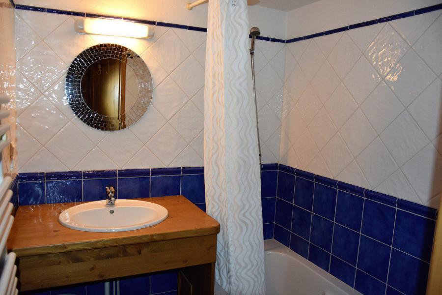 Аренда на лыжном курорте Апартаменты 2 комнат 4 чел. (D2) - Résidence les Chalets du Ponthier - Courchevel