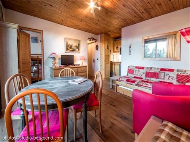 Ski verhuur Appartement 2 kamers 4 personen (304) - Résidence les Sapins - Courchevel