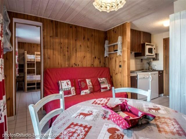 Location au ski Appartement 2 pièces 6 personnes (204) - Résidence les Sapins - Courchevel