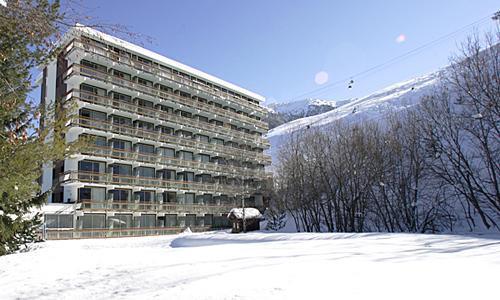 Location au ski Residence Maeva Le Moriond - Courchevel - Extérieur hiver