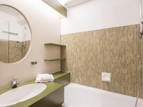 Location au ski Residence Maeva Les Ecrins - Courchevel - Salle de bains