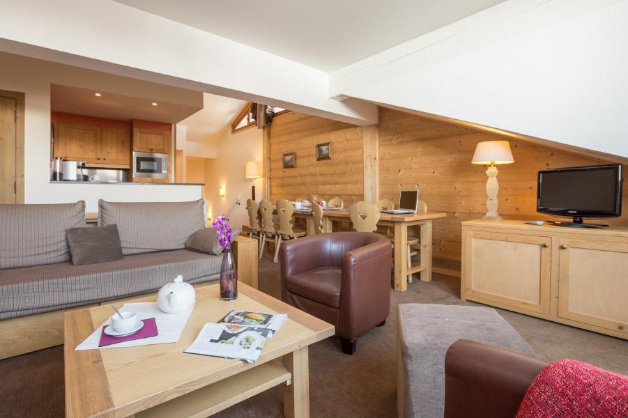 Location au ski Residence P&v Premium Les Chalets Du Forum - Courchevel - Intérieur