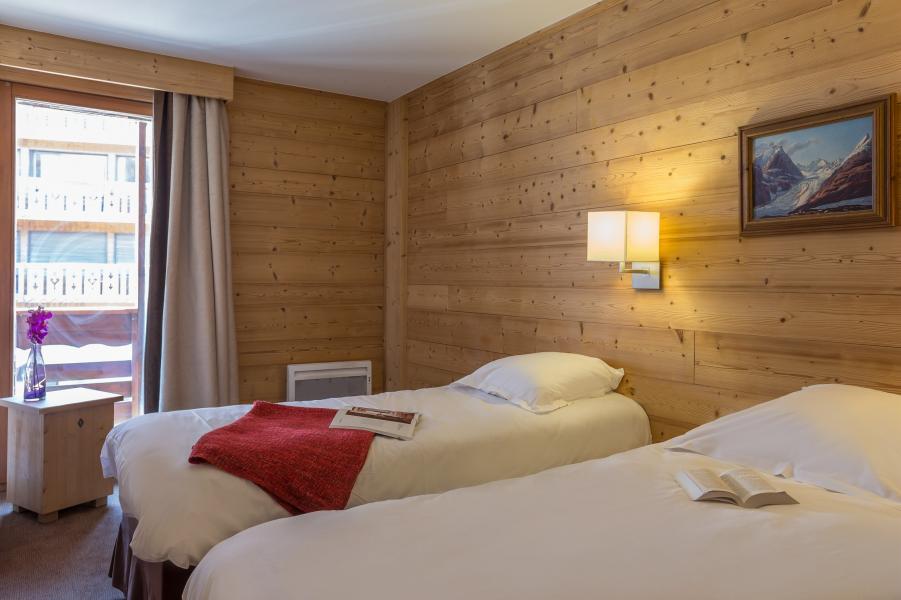 Location au ski Résidence P&V Premium les Chalets du Forum - Courchevel - Chambre