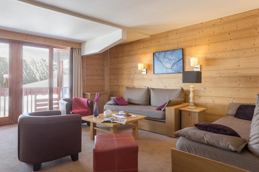 Alquiler al esquí Résidence P&V Premium les Chalets du Forum - Courchevel - Estancia