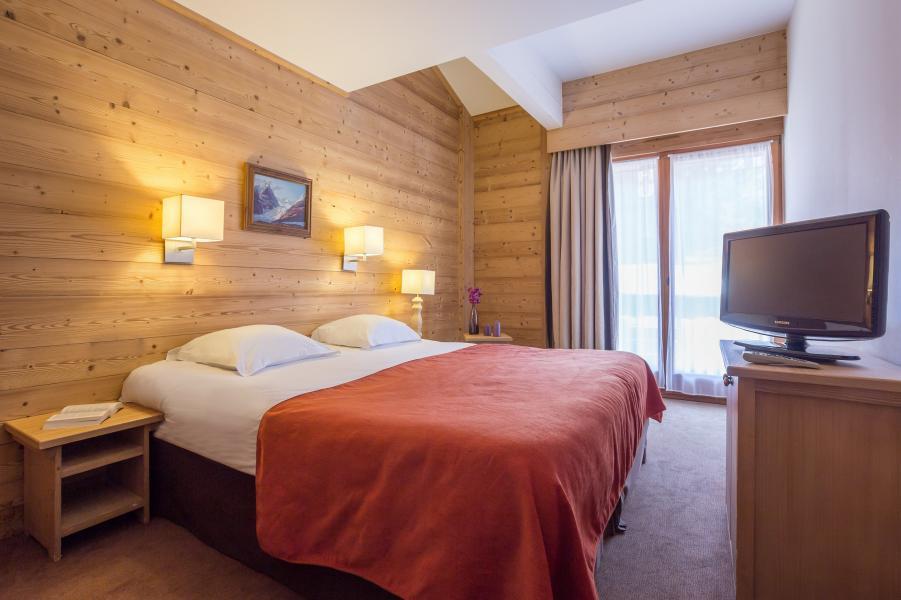 Alquiler al esquí Résidence P&V Premium les Chalets du Forum - Courchevel - Habitación