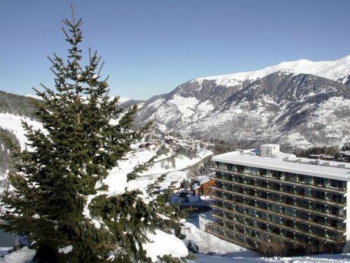 Ski verhuur Résidence Pierre & Vacances le Moriond - Courchevel - Buiten winter