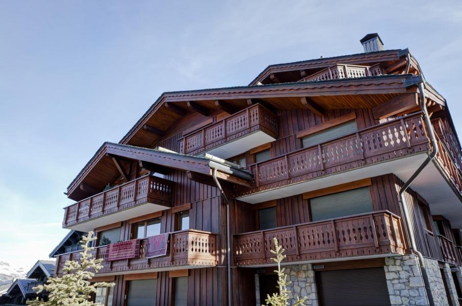 Location au ski Residence Roc - Courchevel