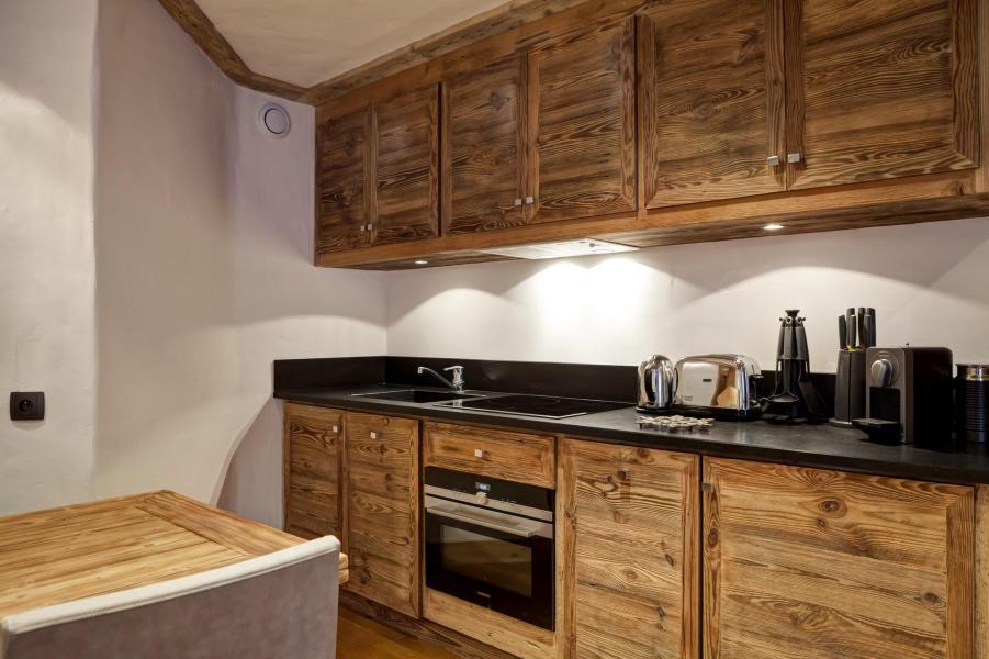 Location au ski Appartement 2 pièces coin montagne 5 personnes (18) - Résidence Roc - Courchevel