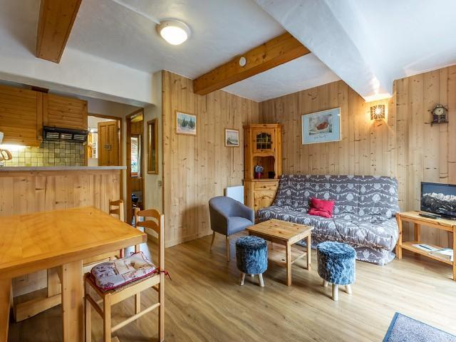 Location au ski Appartement 2 pièces 4 personnes - Residence Toutounier - Courchevel